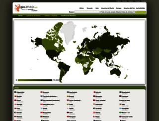 es.getamap.net screenshot