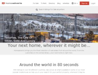 es.homeadverts.com screenshot