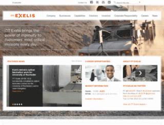 es.itt.com screenshot