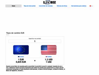 es.loobiz.com screenshot
