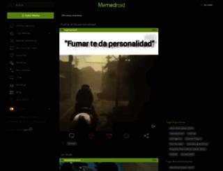 es.memedroid.com screenshot