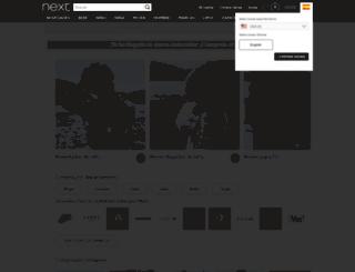 es.nextdirect.com screenshot