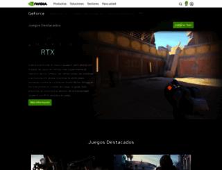 es.nzone.com screenshot