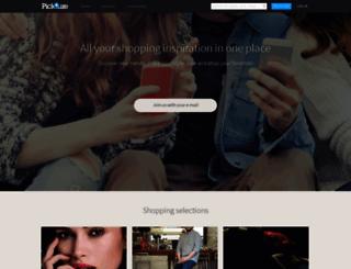 es.pickture.com screenshot
