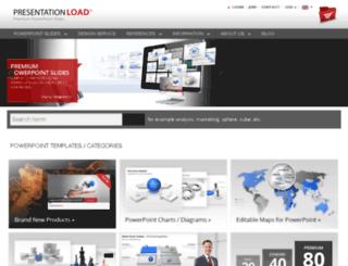 es.presentationload.com screenshot