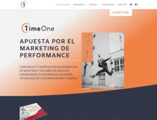 es.publicideas.com screenshot