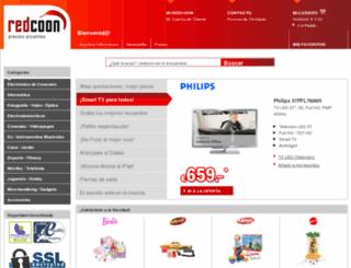 es.redcoon.com screenshot