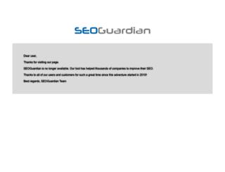 es.seoguardian.com screenshot