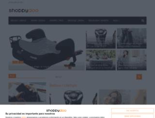 es.shoppydoo.com screenshot