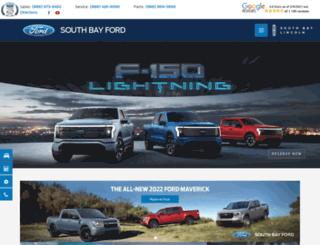 es.southbayford.com screenshot