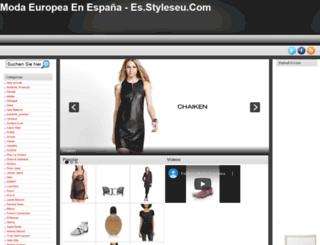 es.styleseu.com screenshot