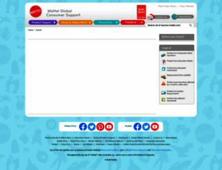 es.ubfunkeys.com screenshot