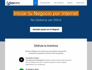 es.vegacorp.me screenshot