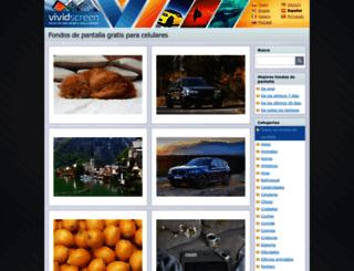 es.vividscreen.com screenshot