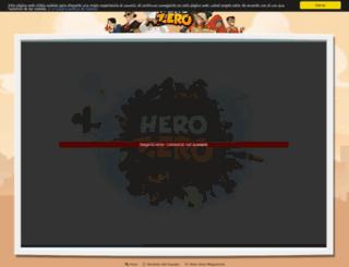 es2.herozerogame.com screenshot