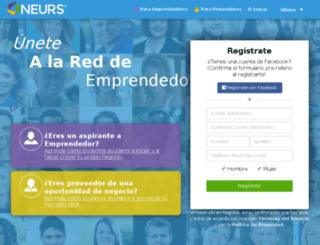 es_es.neurs.com screenshot