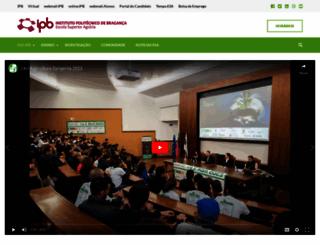 esa.ipb.pt screenshot