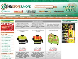 esafetystore.com screenshot