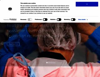 esahq.org screenshot