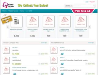 esalespot.com screenshot