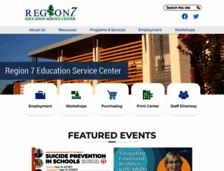 esc7.net screenshot