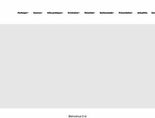 escalade.ch screenshot