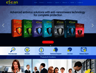 escanav.com screenshot