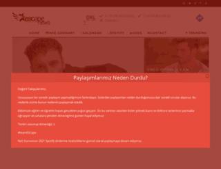 escapenews.org screenshot