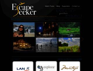 escapeseeker.net screenshot