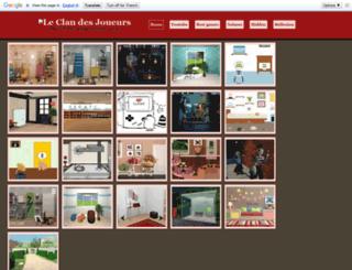 escapesgamescasual.blogspot.fr screenshot