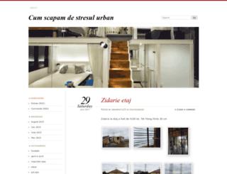escapeurban.wordpress.com screenshot