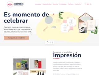 escarabat.es screenshot