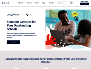 eschoolview.com screenshot