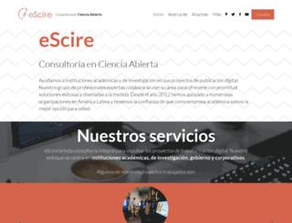 escire.net screenshot