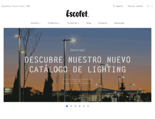 escofet.com screenshot