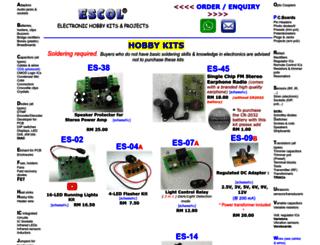 escol.com.my screenshot