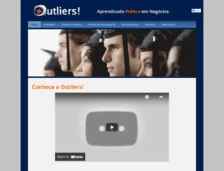 escolaoutliers.weebly.com screenshot