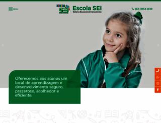 escolaseiedu.com.br screenshot