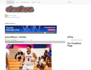 escoutroom.com screenshot