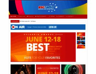 escradio.com screenshot