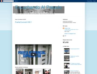 escuchandoalpasado.blogspot.mx screenshot