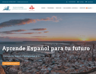 escuela-elcano.com screenshot