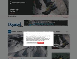 escuelasdeescalada.com screenshot