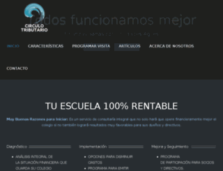escuelasrentables.com screenshot