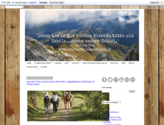 escursionando.blogspot.it screenshot