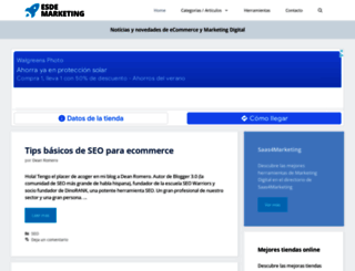 esdemarketing.com screenshot