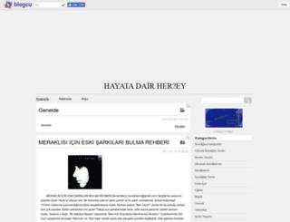 esedereli.blogcu.com screenshot
