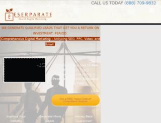 eserparate.com screenshot
