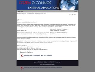 eservice.cozen.com screenshot