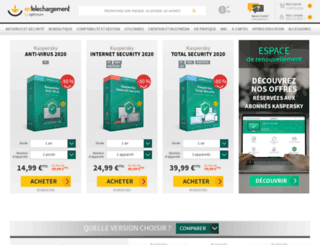 eset.en-telechargement.com screenshot